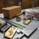 Oderlandperle - Handegefertigter Glassperlenschmuck - Lampwork