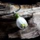 Maiglöckchen mit Antilopenlederband